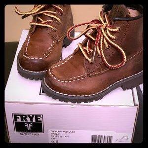 Frye Boots for Toddlers